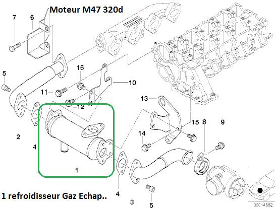 [ BMW E46 320D M47 an 2001 ] Claquement moteur 11_ref10