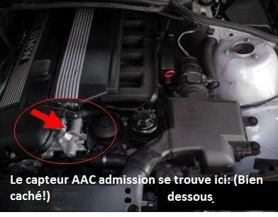 [ BMW E36 328i an 1996 ] Démarrage difficile à froid et perte de puissance. 12_cap11