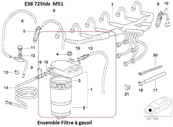 [ BMW e38 725 tds an 1997 ] problème démarrage a froid  13_e3810