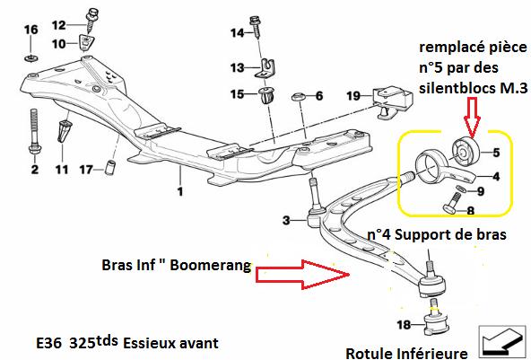 [ BMW E36 325tds an 1994 ] Problème tenue de route (résolu) 31_e_311