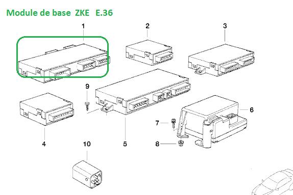 [ bmw E36 325 td an 1994 ] probleme essuie glace et centralisation 61_e3610