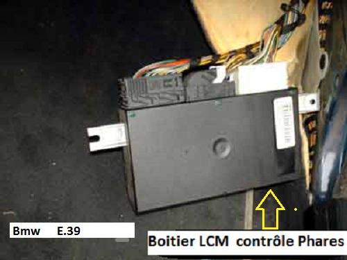 [ BMW e39 525 td an 1997 ] problème feu croisement + clignotants (résolu ) 61_e3910