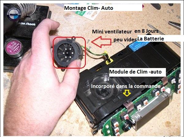 [ BMW E46 320 td compact 150cv an 2002 ] ventilateur se met en route tout seul 64_mod12