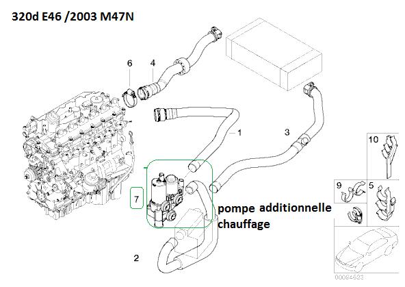 [ BMW E46 320D an 2003 ]  clim chaud au pieds et pare brise (résolu) 64_pom12