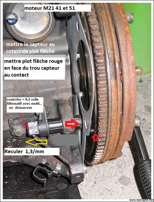 [ BMW E30 324TD an 1990 ] Problème moteur, démarrage à froid  Moteur11