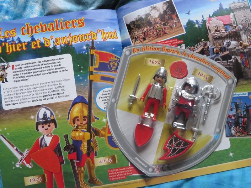 [Playmobil] Le thème MOYEN-AGE chateaux, chevaliers... - Page 2 Img_0135