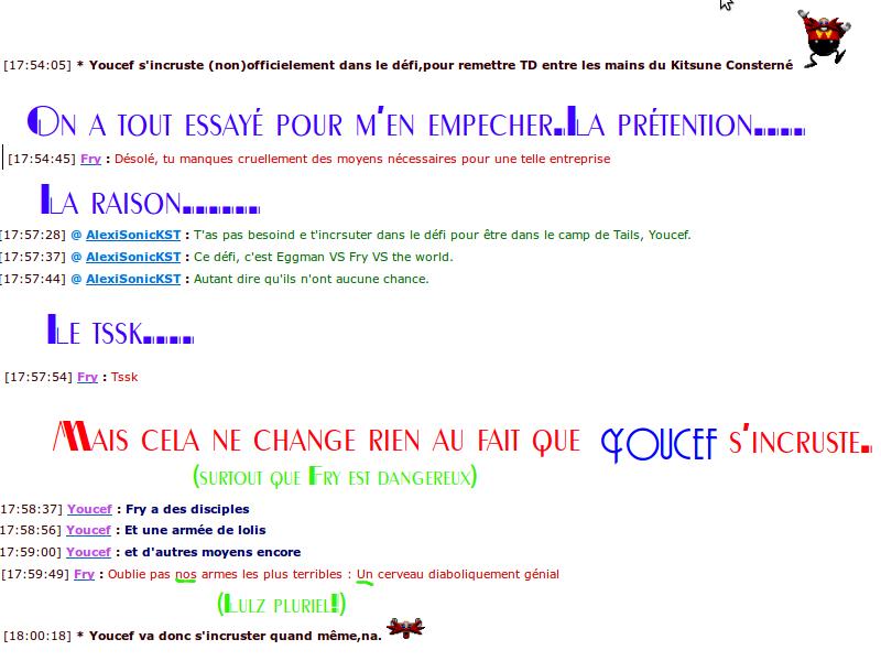 Le meilleur de la chatbox - Page 5 Youinc10
