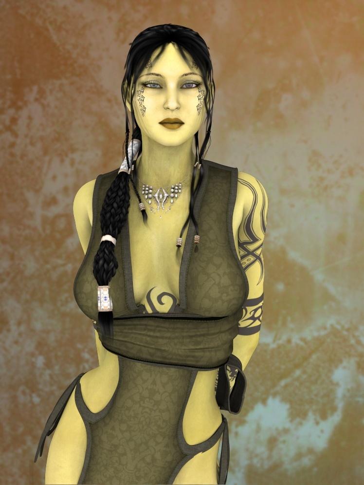 Création et évolution des personnages Starwars Rebellion Mirial10