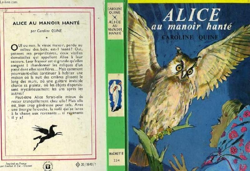 [Quine, Caroline] Alice au manoir hanté Manoir10
