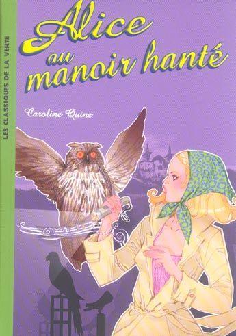 [Quine, Caroline] Alice au manoir hanté Manoir12