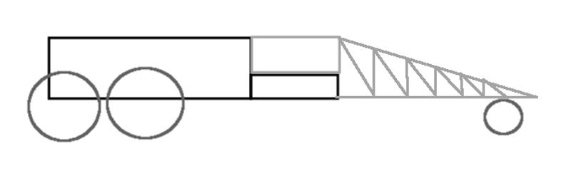 troy built 4X6 flatbed ratrod That10