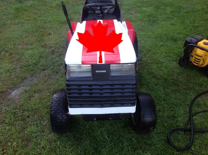 Craftsman GT-18 Utility/Trail Tractor. Uoz5ls10