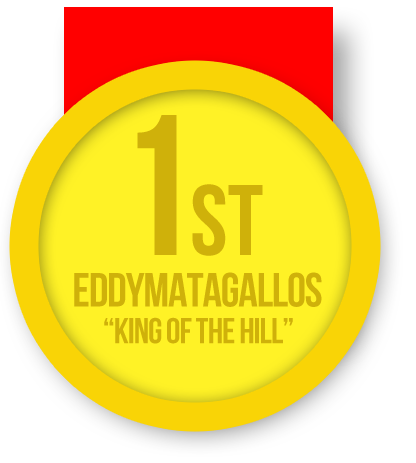 Contest: King of the Hill [CLOSED] Medalk10