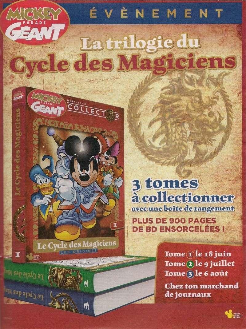 Mickey Parade Géant Cycle des Magiciens Numari10