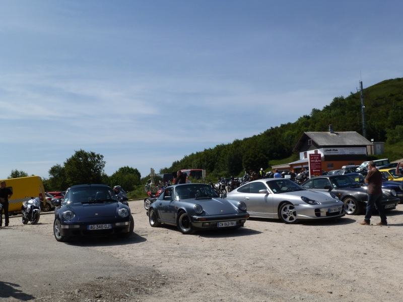"""Compte-rendu de la Balade """"Entre Vosges et Alsace""""  02513"""