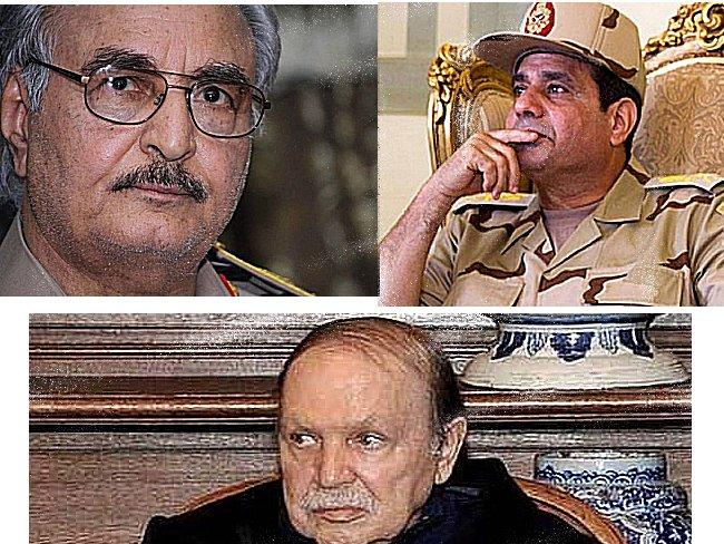 خليفة بالقاسم حفتر الجنرال العائد الي ليبيا Genera13