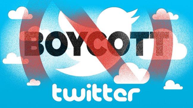 Boycott Twitter .... quand le profit écrase la déontologie Mimoun16