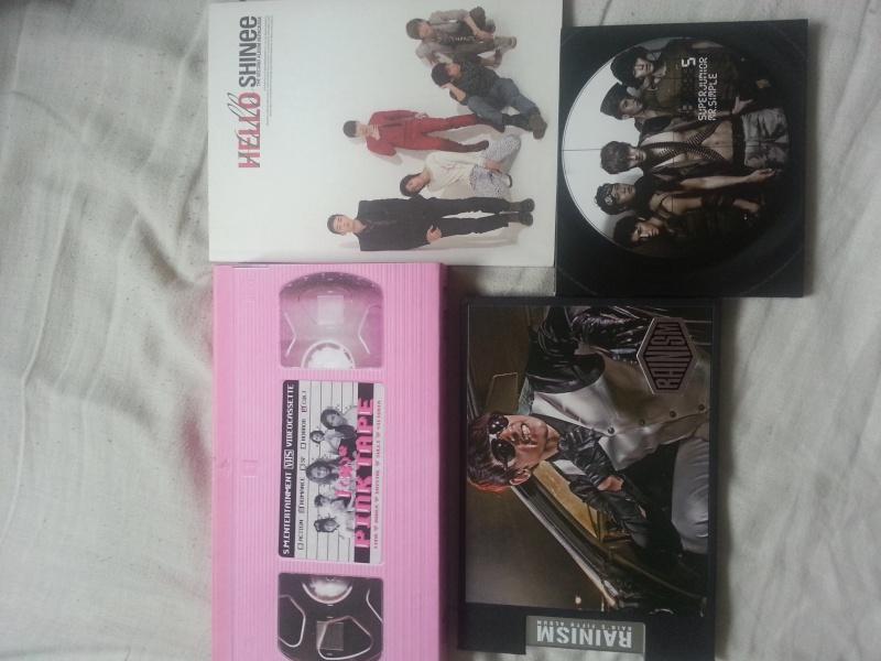[UPDATED][VERKAUFE] Kpop CDs und Arashi DVDs und CD 20140710