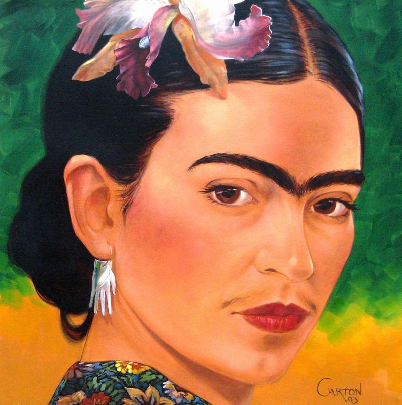 [Jeu] Le bal des masques du posteur du haut - Page 2 Frida-10