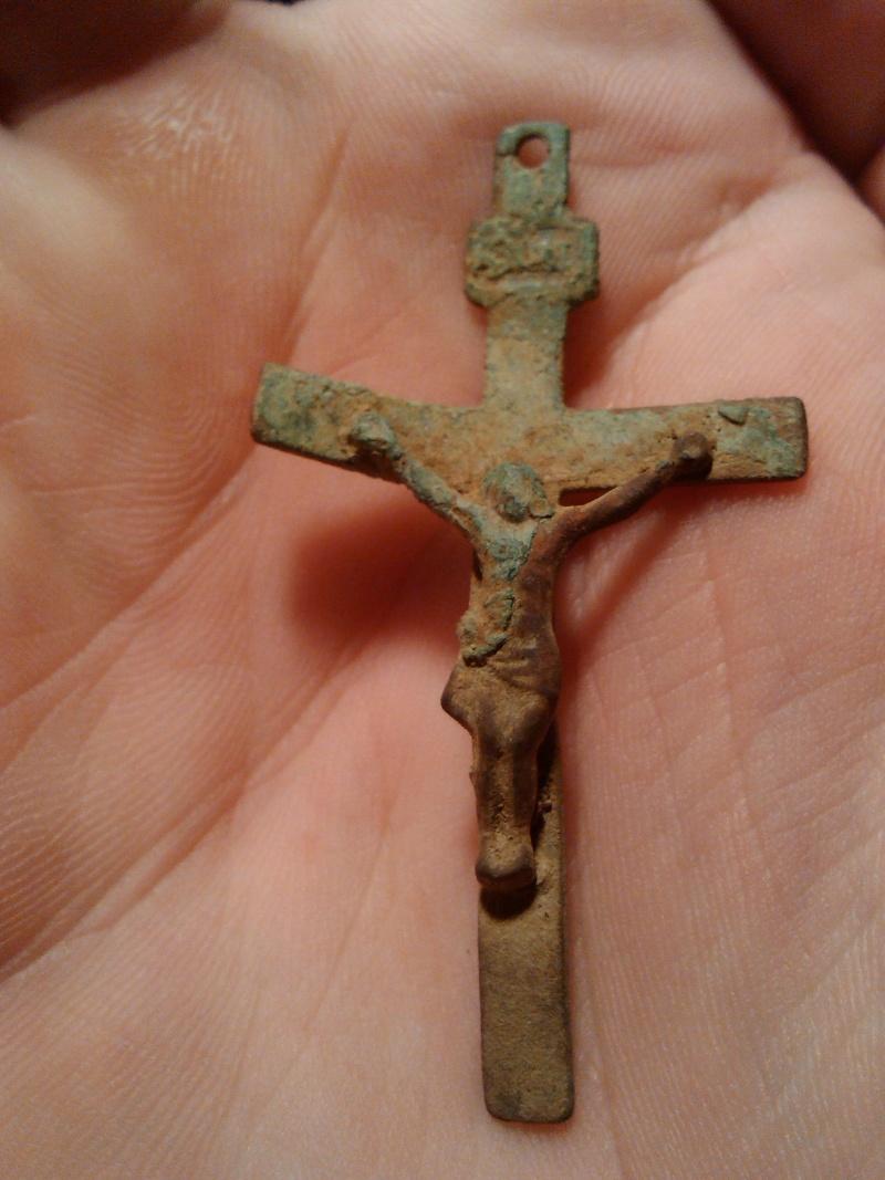 Crucifix 1ère moitié XIXème Img_2087