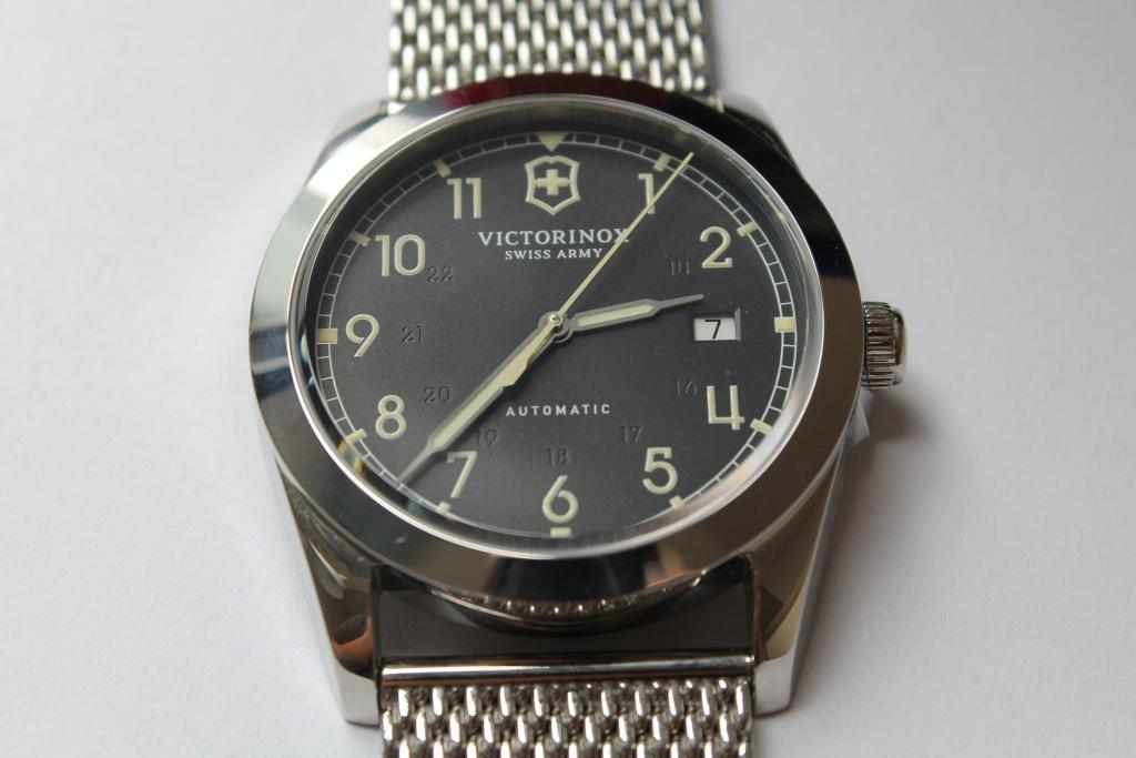 victorinox - [ Revue ] Victorinox Infantry  Img_0510
