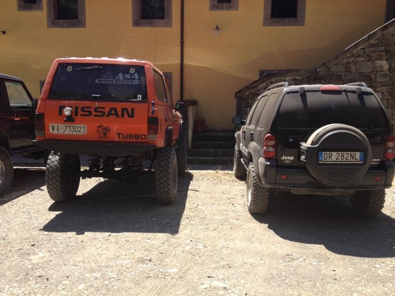 ...e io che pensavo di avere la jeep rialzata... Image12
