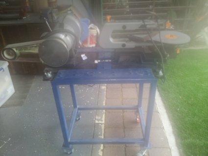 Space saving work bench 20140611