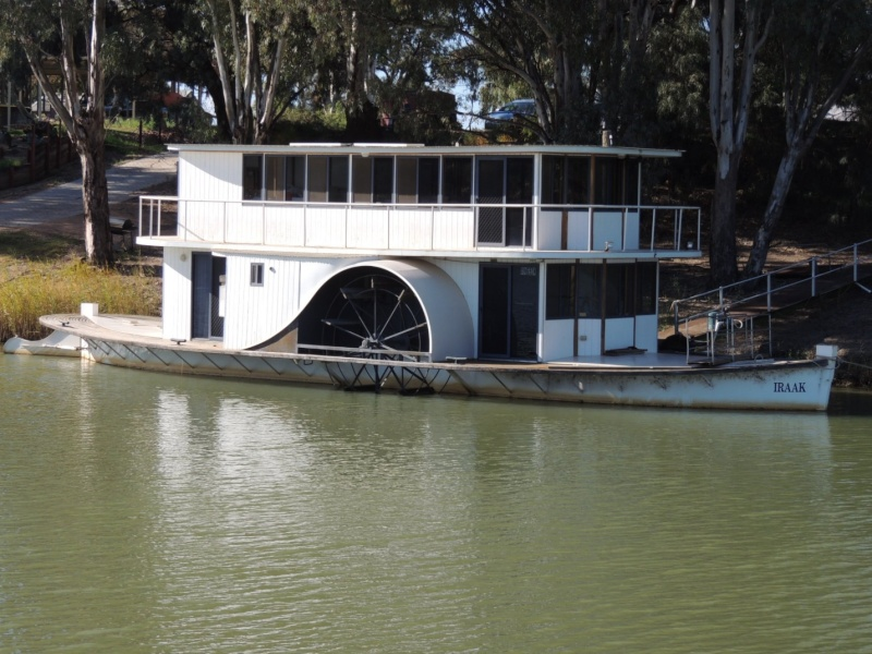 Murrey river paddle steamers Ps_ara10