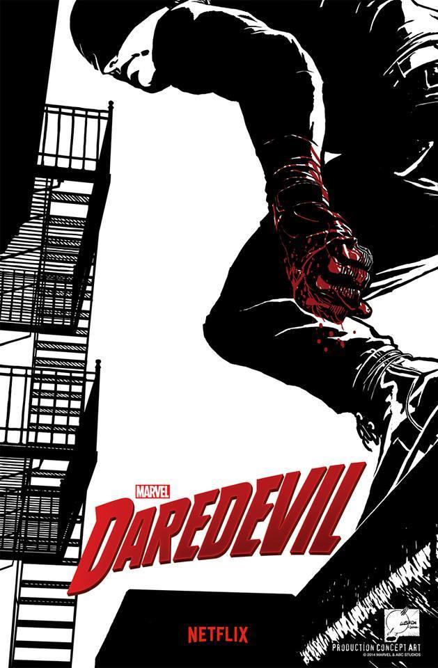 Daredevil/Jessica Jones/Luke Cage/The Punisher/Iron Fist/Defenders [Marvel/ABC - 2015-2019] 10177410