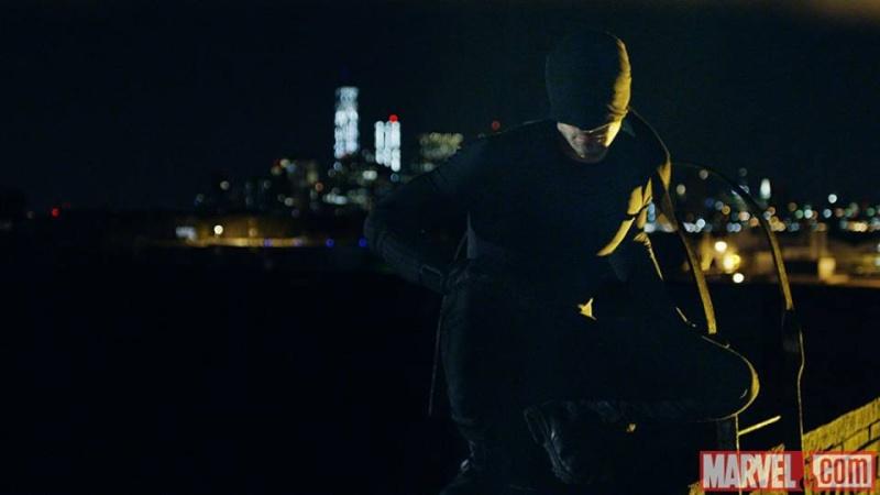 Daredevil/Jessica Jones/Luke Cage/The Punisher/Iron Fist/Defenders [Marvel/ABC - 2015-2019] 10403710