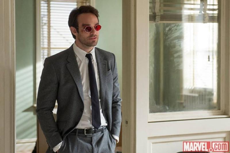 Daredevil/Jessica Jones/Luke Cage/The Punisher/Iron Fist/Defenders [Marvel/ABC - 2015-2019] 19124010