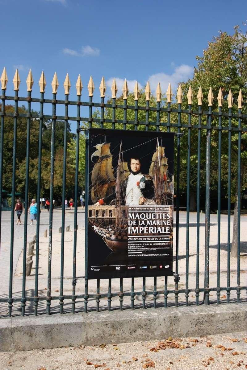 Exposition : marine napoléonienne au grand Trianon Img_1711