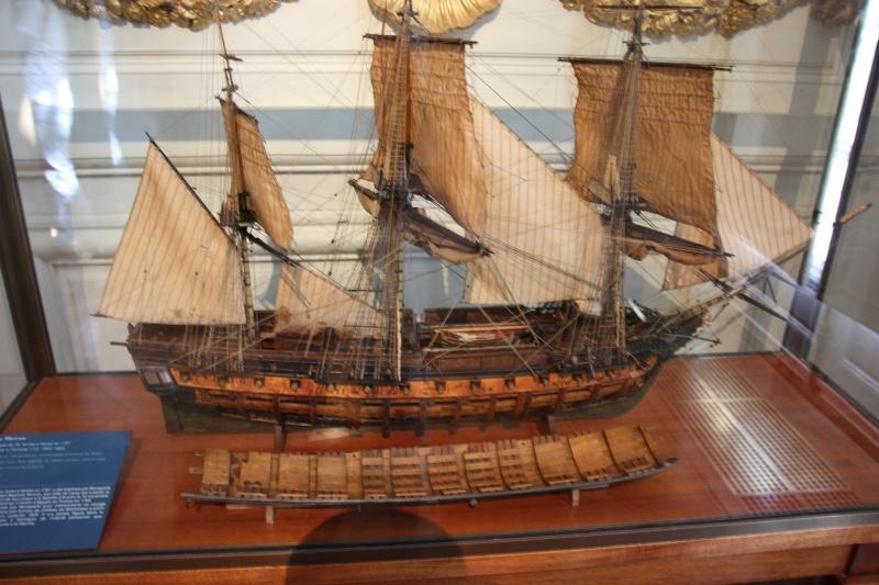 Exposition : marine napoléonienne au grand Trianon Img_1810