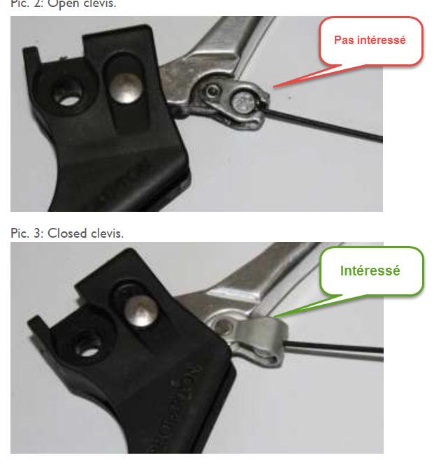 modèles d'étriers de freins Bbreak10