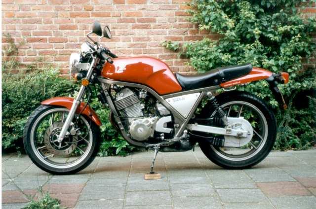 900 VN - classic edition limiter Barnab10