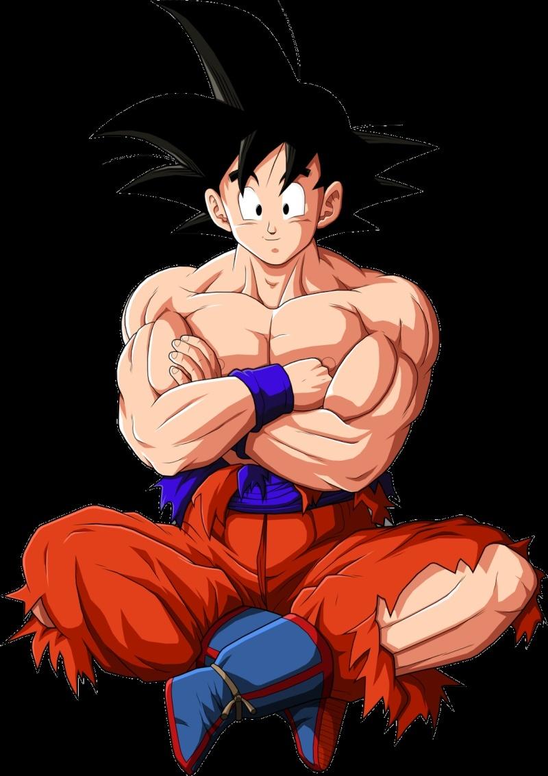 [Renders] Goku DBZ Render10