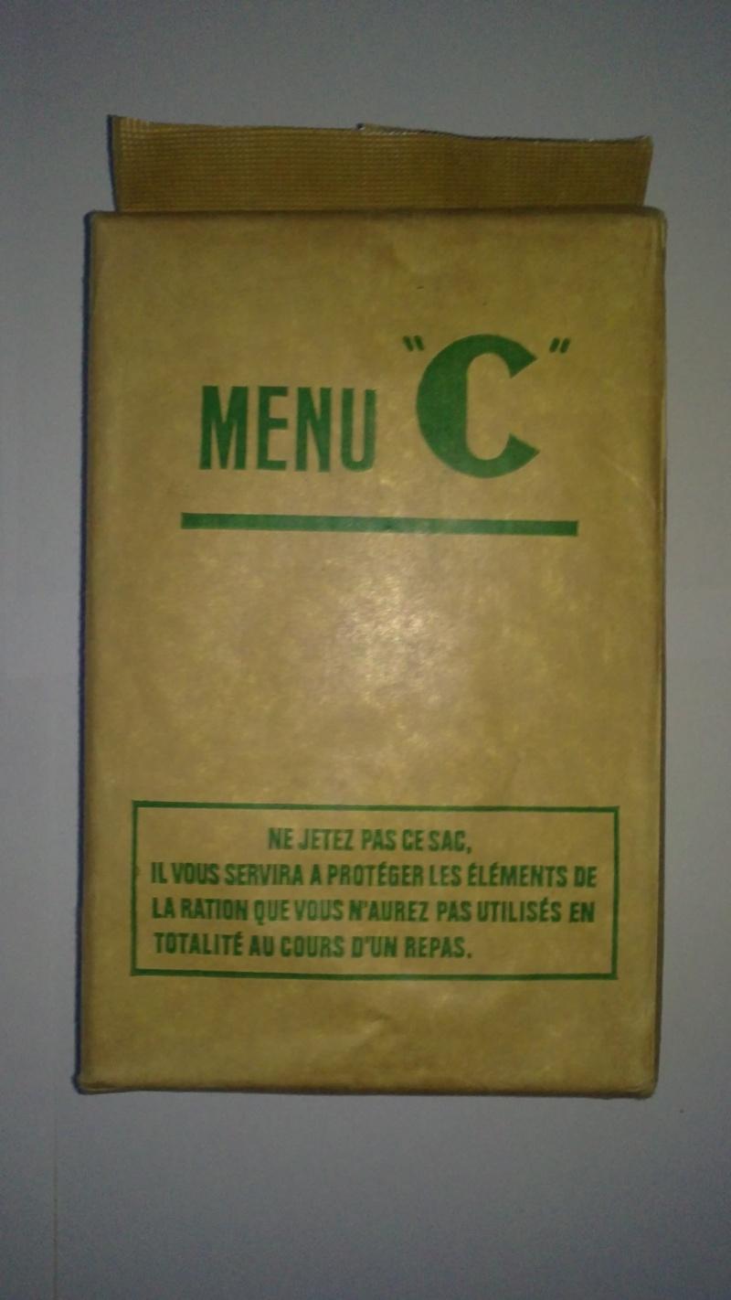 ration armée française époque inconnue 22082012