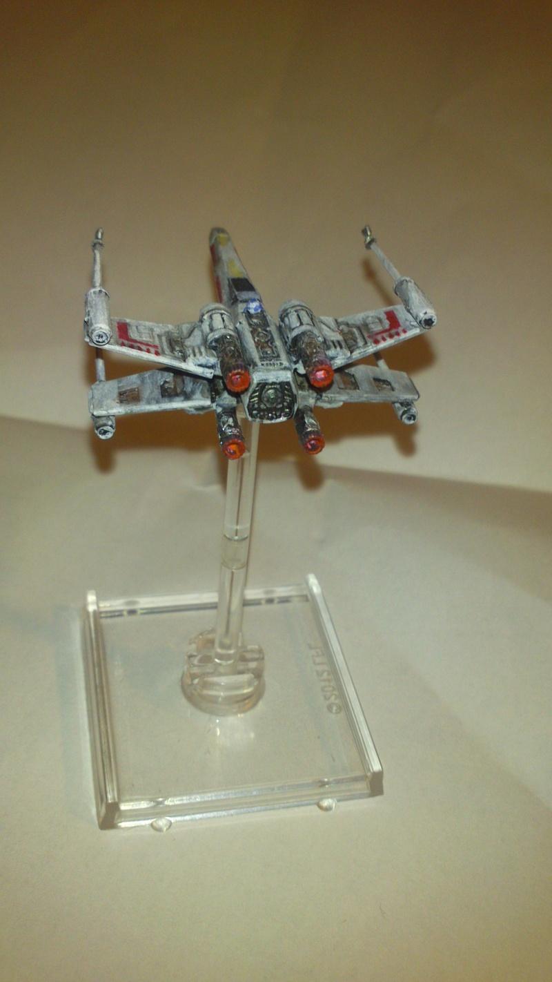 Eine Neue Hoffnung - X-Wing Repaint Heck10