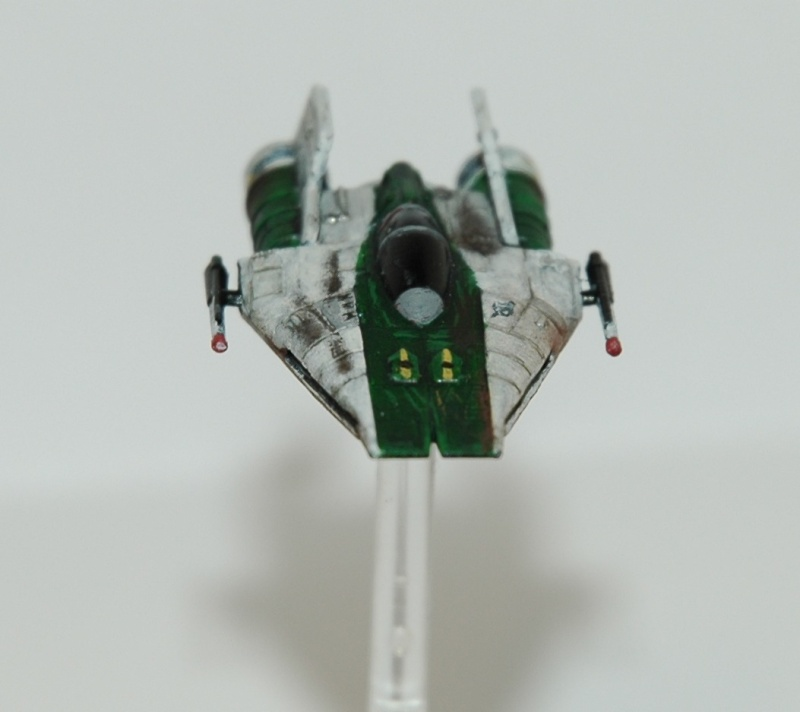 Green Squadron A-Wing Oben10