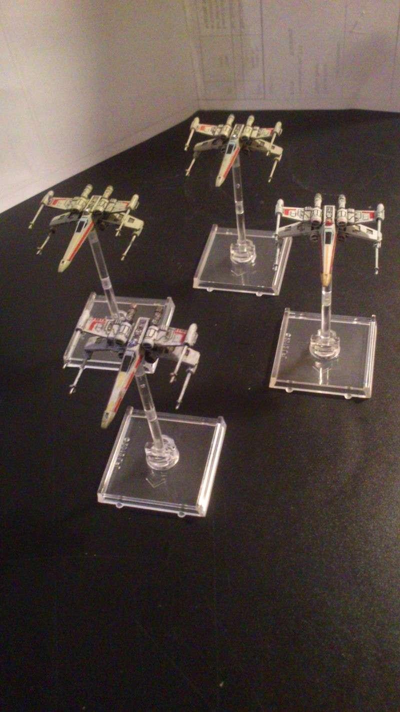 Eine Neue Hoffnung - X-Wing Repaint Staffe10