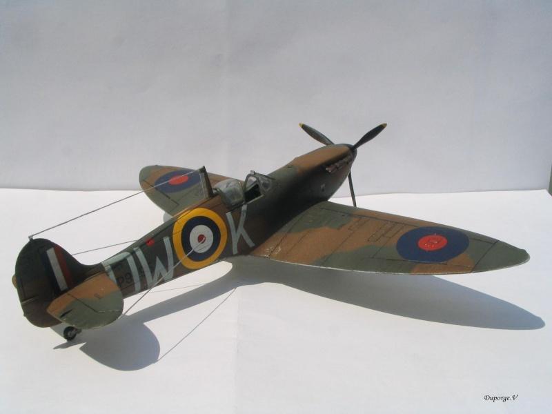 [blackhawk] supermarine spitfire MK.Ia 1/72 Img_8937