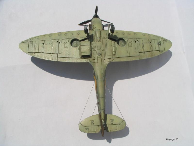 [blackhawk] supermarine spitfire MK.Ia 1/72 Img_8938