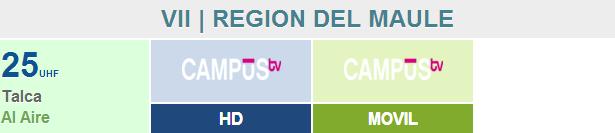 VII | REGION DEL MAULE 710