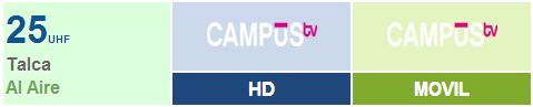 CAMPUS TV (Talca, VII) Campus10