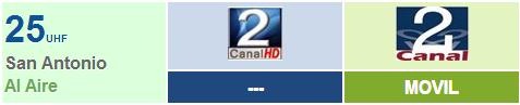 CANAL 2 (San Antonio, V) Canal_10