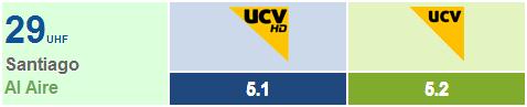 UCV TV                         Ucv_st10