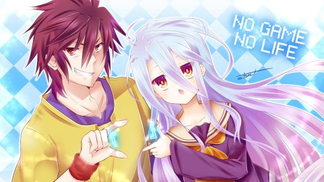 No Game No Life Sora_e11