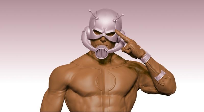 NEWS XM STUDIOS Marvel Antman10