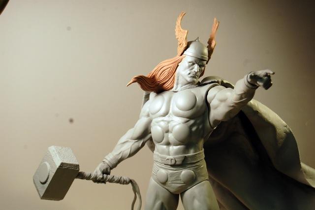 Premium Collectibles : Thor - Comics version  Dsc_0014