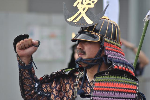 exposition samouraï au château de Nantes Dsc_0010